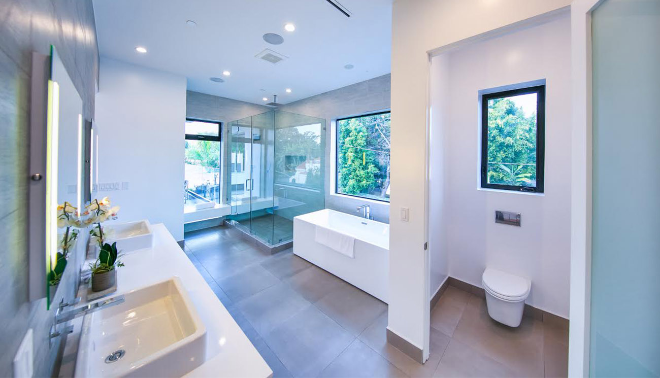 Bathroom two – Project One