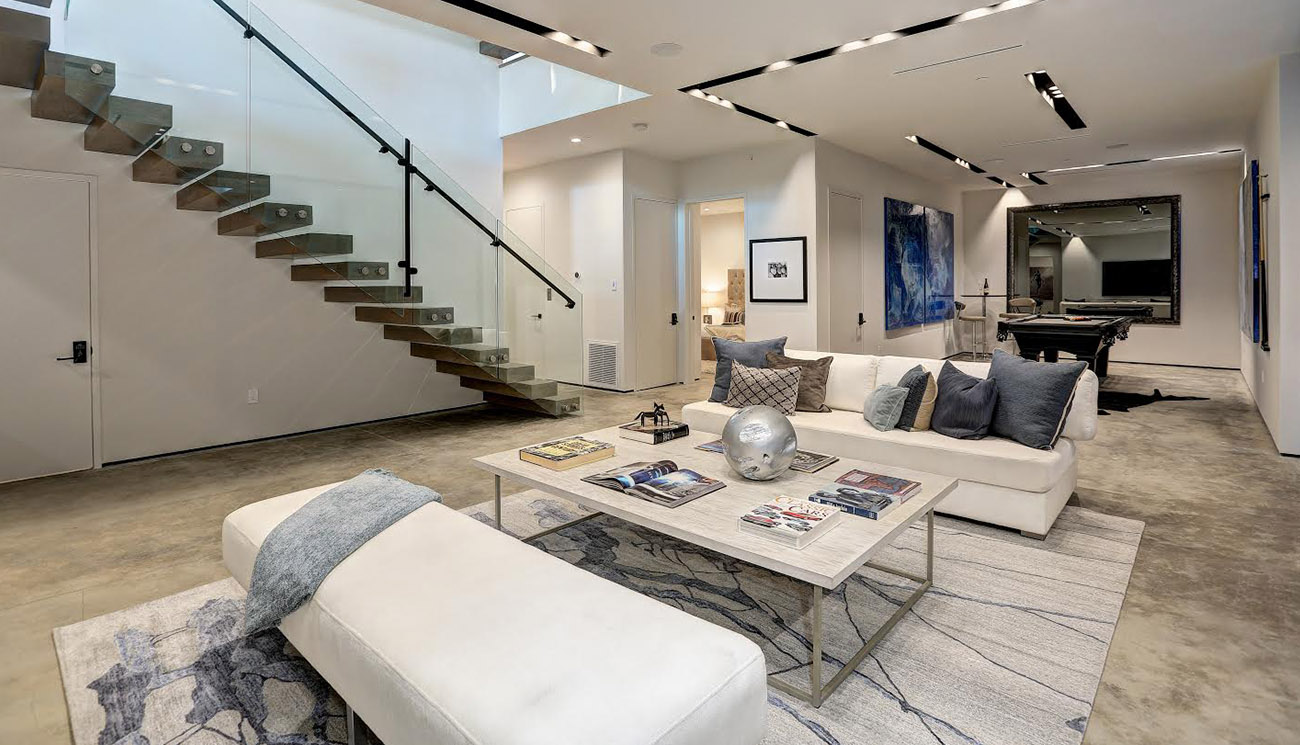 Family Room – Project One