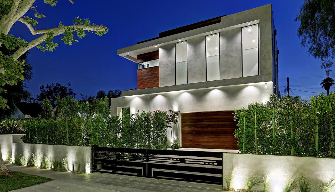 House front – Project One