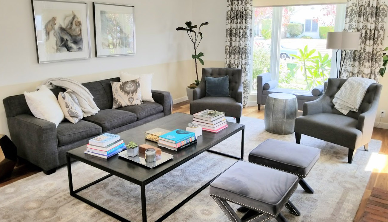 Living room – Project 3