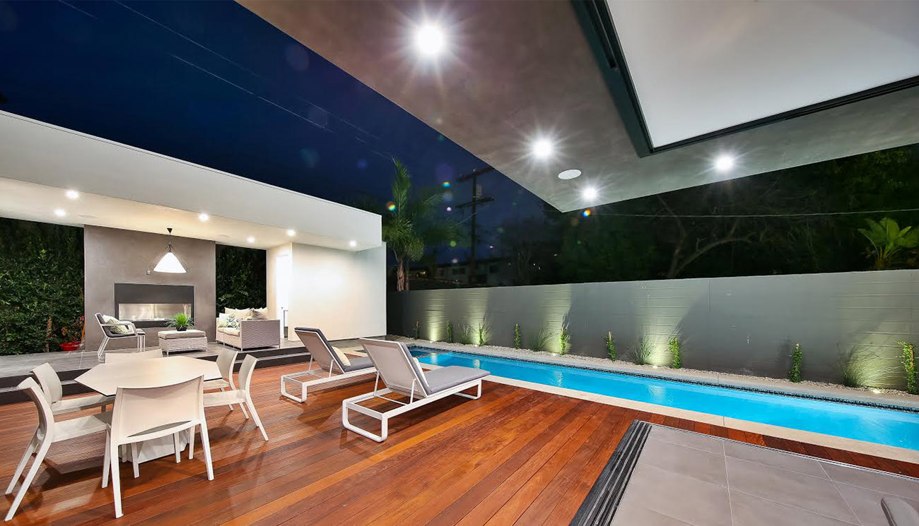 Pool deck – Project One